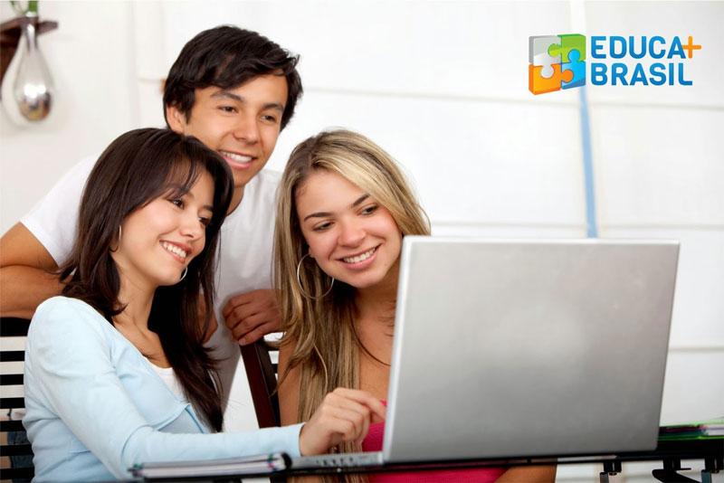 Site Educa Mais Brasil 2021